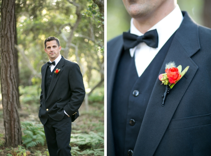 Monterey California Beach & Nature Wedding