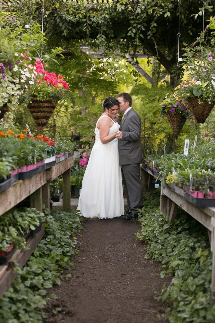 Collin + Mikayla Sonoma Mission Gardens