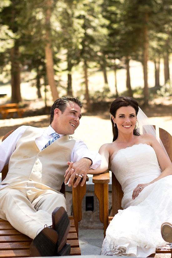Anthony & Eva Wedding Ritz Carlton Truckee