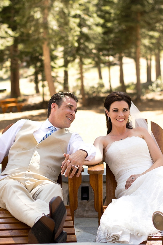 Anthony & Eva Wedding Ritz Carlton Truckee