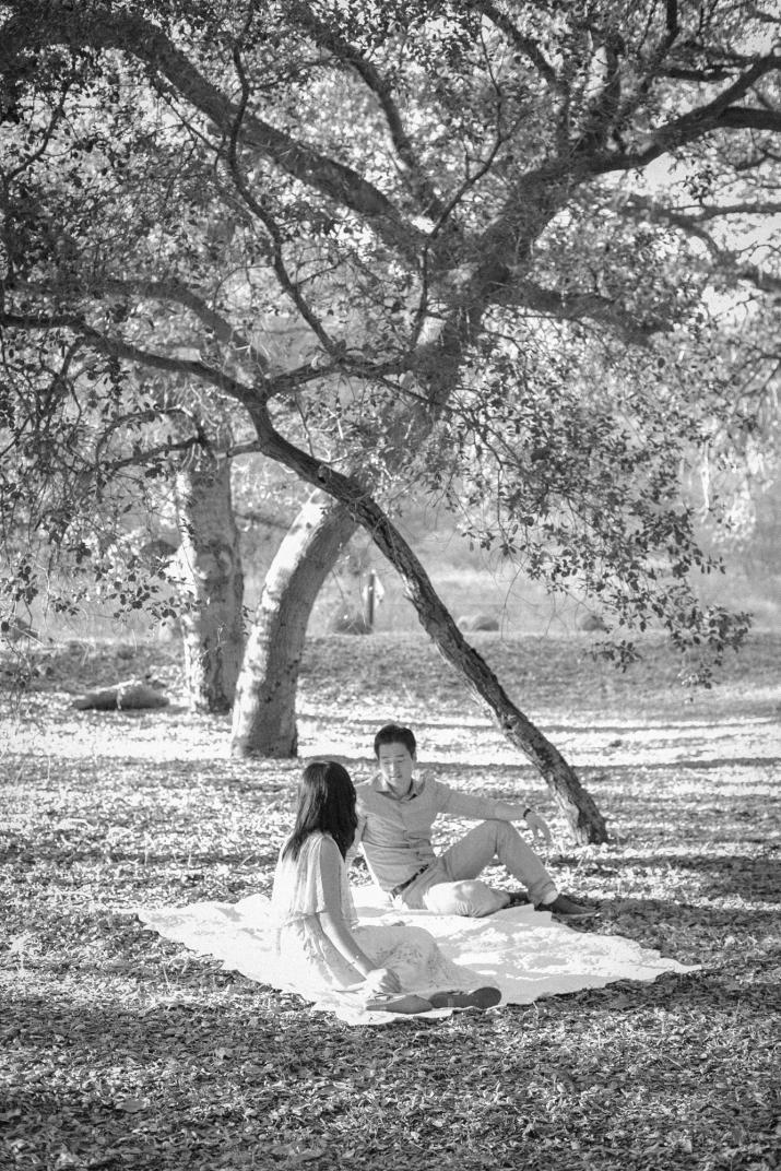Five Year Anniversary Photo shoot Irvine California