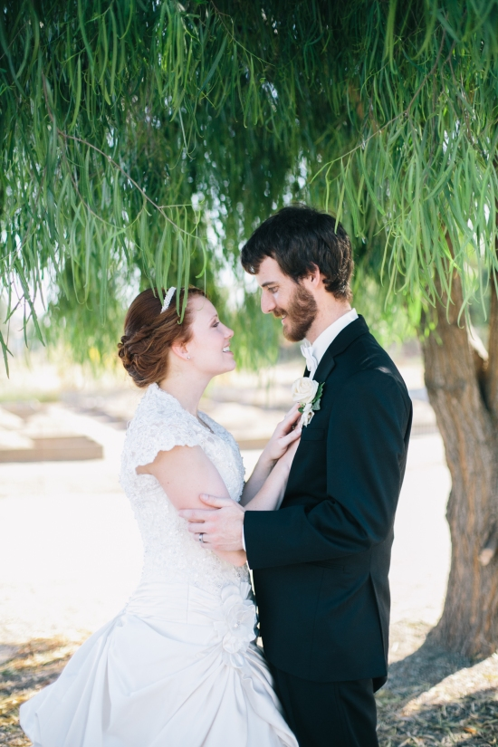 Micheal + Jenni Livermore, California Wedding