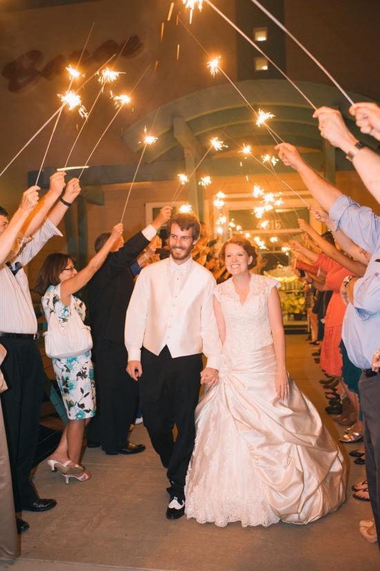 Micheal + Jenni Livermore, California Wedding
