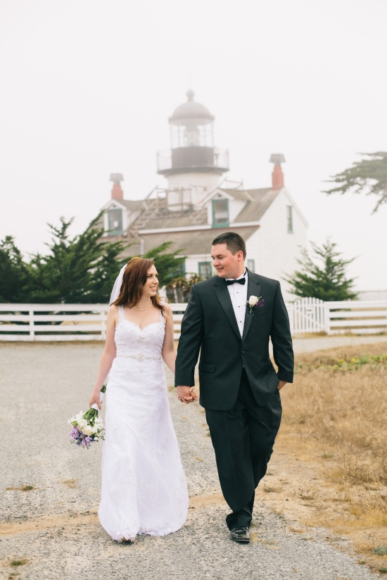 Monterey California Point Pinos Grill Wedding Monika Greenaway Photography