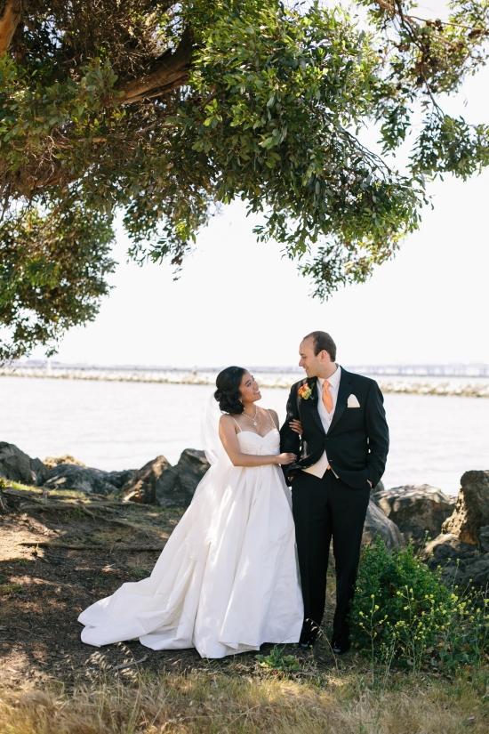 Brad & Jasmin Berkeley California Wedding