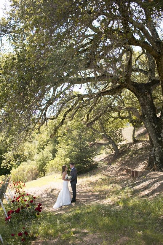Mountain Winery Wedding Saratoga California