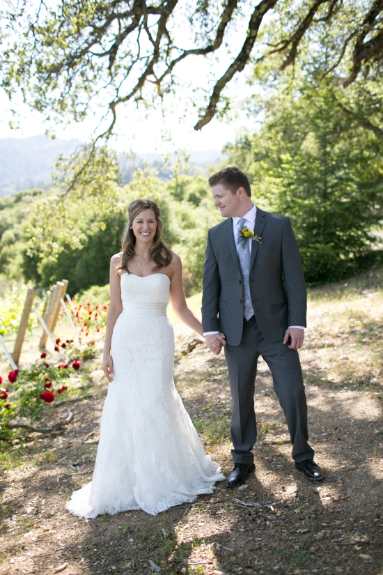 Mountain Winery Saratoga California Wedding