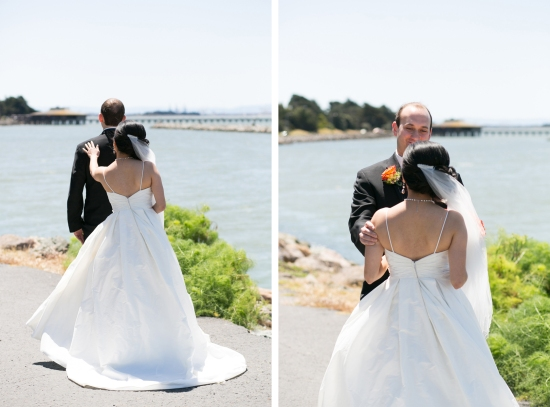 Brad + Jasmin Berkeley California Wedding