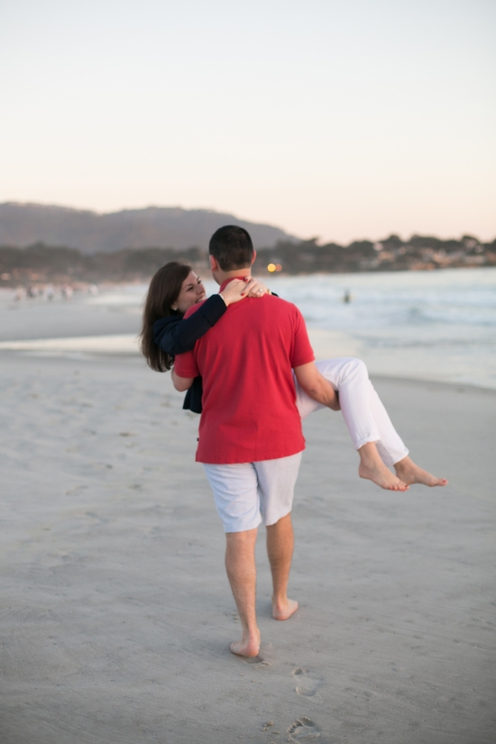 brendan + betsy carmel beach california proposal-19