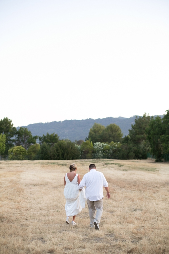 Matt + Brittany Pleasanton California Backyard Wedding-70