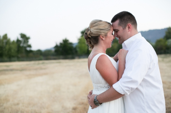 Matt + Brittany Pleasanton California Backyard Wedding